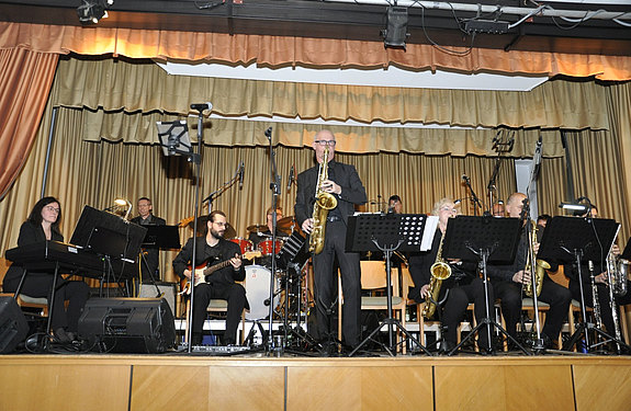Big Band-Konzert der Bruck[lyn] Big Band